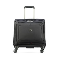 Delsey Cruise Soft Spinner Tote Bag Black