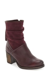 Bos. And Co. Women's 'Bailee' Waterproof Boot Prune Every Leather