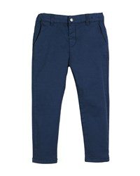 Mayoral Basic Stretch Twill Trousers Size 12 36 Months Blue