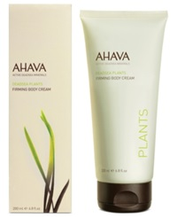 Ahava Deadsea Plants Firming Body Cream 6.8Oz No Color