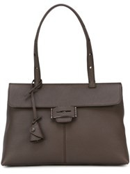 Myriam Schaefer 'Lord' Tote Brown