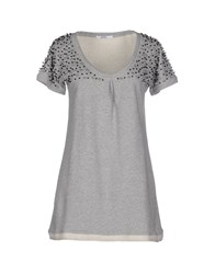 Relish Topwear Sweatshirts Women Grey