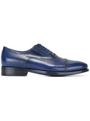 Paul Smith Classic Brogues Blue