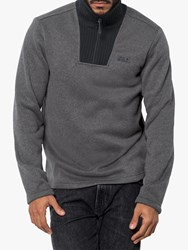 Jack Wolfskin Scandic 'S Fleece Tarmac Grey