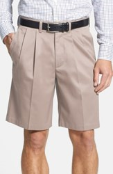 Nordstrom Shop Smartcare Tm Pleated Shorts String