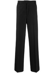 Ann Demeulemeester Tailored Trousers Black