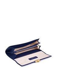 Aspinal Of London Mayfair Purse Blue