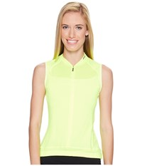 Louis Garneau Beeze 2 Sleeveless Bright Yellow Women's Sleeveless