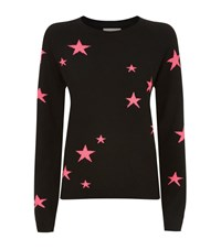 Chinti And Parker Star Cashmere Jumper Female Black