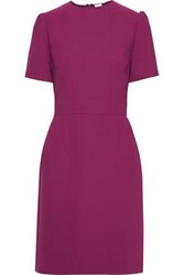 Iris And Ink Woman Rica Cady Dress Magenta