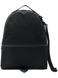 Alyx Ring Detail Backpack Cotton Black