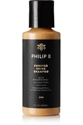 Philip B Travel Sized Forever Shine Shampoo Colorless