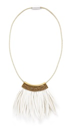 Fiona Paxton Shamen Necklace Gold