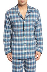 Tommy Bahama Men's Cotton Blend Pajama Shirt