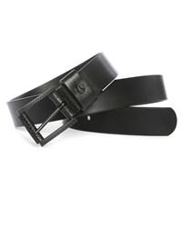 Nixon Black Americana Ii Slim Belt