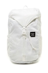 Herschel Barlow Nylon Trail Backpack Metallic