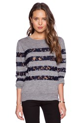 Candela Breeze Sweater Gray