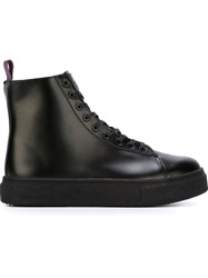 Eytys 'Kibo' Hi Top Sneakers Black