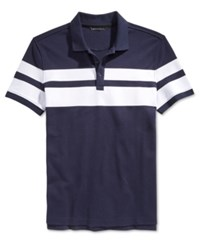Sean John Men's Stripe Polo