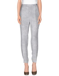 Tiger Of Sweden Trousers Casual Trousers Women Light Grey