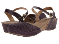 Spring Step Lizzie Purple Women's Sandals