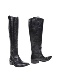 Gianni Barbato Boots Black