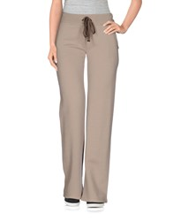 Kangra Cashmere Trousers Casual Trousers Women Beige