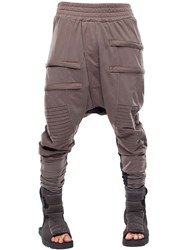 Demobaza Trunk Earth Baggy Cotton Sweatpants