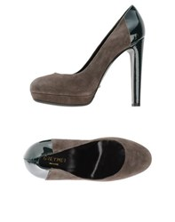 Grey Mer Footwear Courts Women