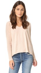 Demy Lee Florence Cashmere Sweater Nude