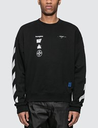 Off White Mariana De Silva Sweatshirt Black