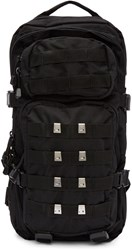 Alyx Black Fragment Edition Military Straps Backpack