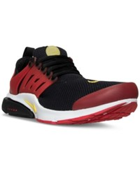 Nike Men's Air Presto Essential Running Sneakers From Finish Line Black Tour Yellow Univers