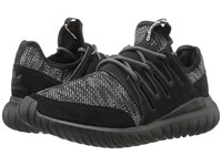 Adidas Tubular Radial Knit Antique Brass Dark Grey Heather Solid Grey Clear Brown Men's Running Shoes Black