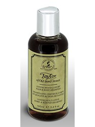 Taylor Of Old Bond Street Sandalwood Hair And Body Shampoo Neutral