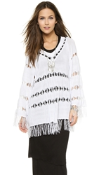 Ramy Brook Bobbi Sweater Summer White
