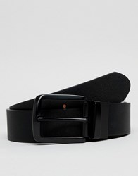 Asos Design Faux Leather Wide Reversible Belt In Black And Tan Black Tan