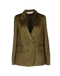 Golden Goose Blazers Military Green