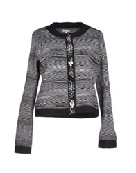 Manoush Cardigans Black