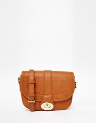 Marc B Raf Cross Body Bag Tan