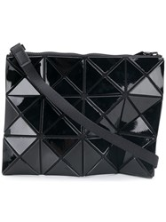Issey Miyake Bao Bao Lucent Cross Body Bag Black