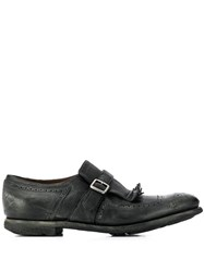 Church's Shanghai Loafers Black