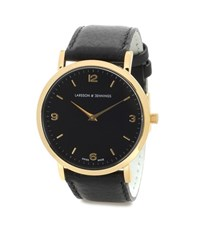 Larsson And Jennings Lugano 38Mm Gold Plated Watch