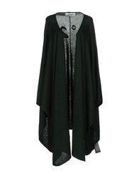 5Preview Capes And Ponchos Dark Green
