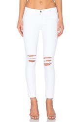 James Jeans Twiggy Ankle Frost White
