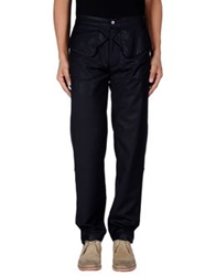 Tillmann Lauterbach Casual Pants Dark Blue
