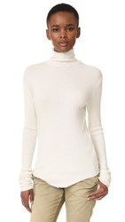 Cotton Citizen The Melbourne Turtleneck Bone