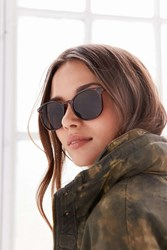 Urban Outfitters Preppy Boyfriend Sunglasses Brown
