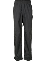 The North Face Straight Leg Track Trousers Black