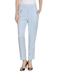 Thakoon Addition Casual Pants Sky Blue